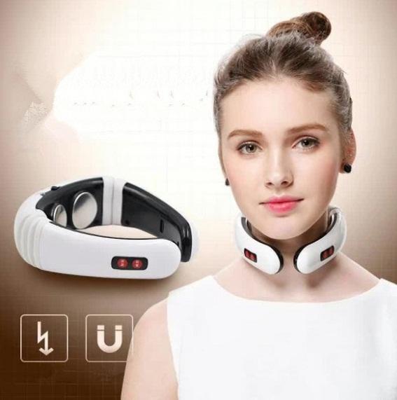 Máy massage cổ xung điện 3D – HX5830