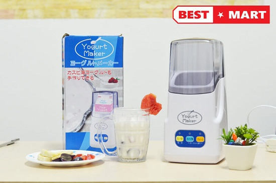Máy Ủ Sữa Chua Yogurt Factory 3 Chế độ