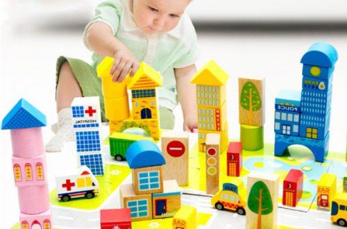 Tốp những mẫu đồ chơi cho bé trên 3 tuổi