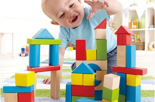 Những lợi ích mà đồ chơi xếp hình đem lại cho sự phát triển tư duy ở trẻ nhỏ