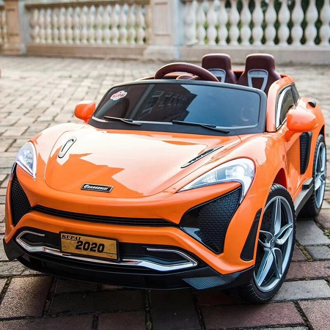 XE ô tô điện trẻ em KP2020 4 Động cơ Siêu Mạnh Mẽ