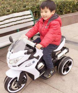 Xe máy điện trẻ em kiểu phân khối lớn R1200 1