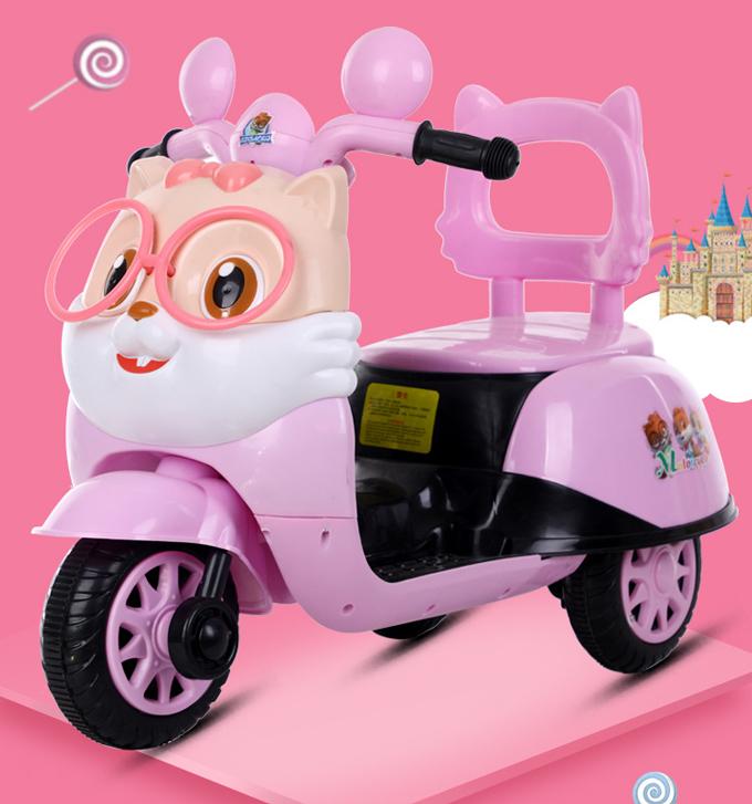 Xe máy điện Vespa Mickey cho bé CỰC YÊU