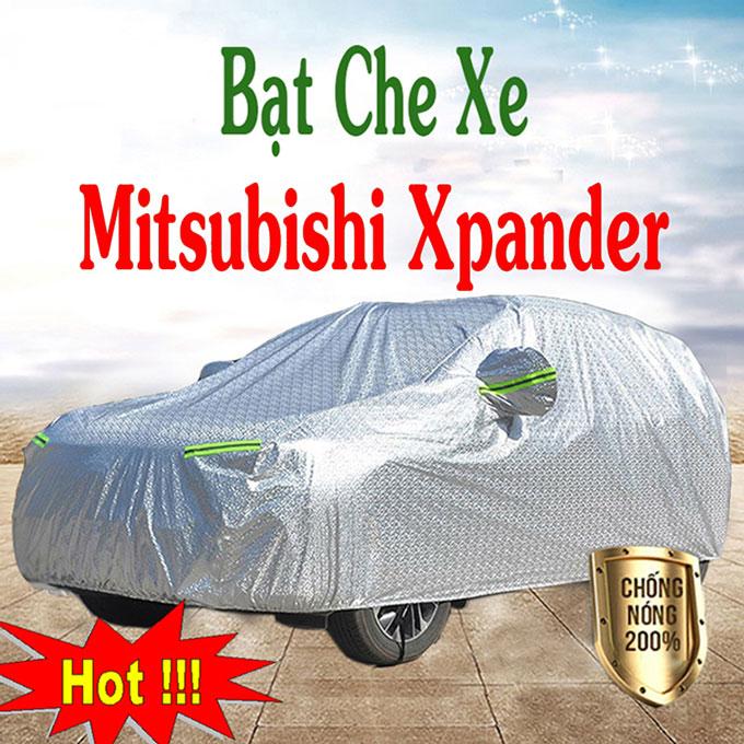 Bạt phủ Xe Xpander 3 Lớp Cao Cấp – Áo Trùm xe Chống Nóng Chống Thấm Tuyệt Đối