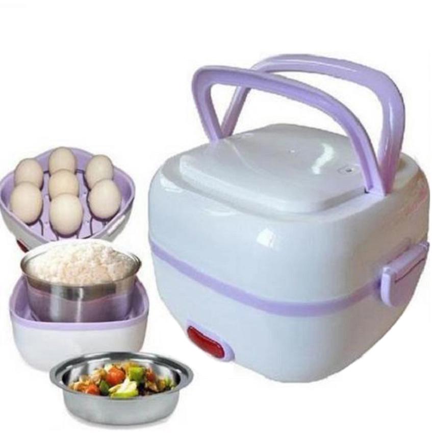 Hộp cơm điện đa năng ruột Inox Electric Lunch Box S20