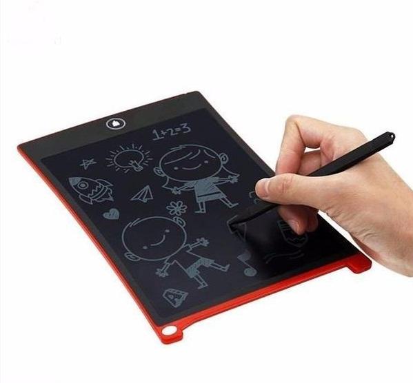 Bảng Vẽ Viết Tự Xóa Thông Minh LCD Cho Bé Thỏa Sức Sáng Tạo
