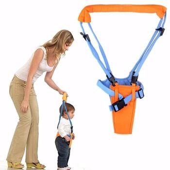 Đai tập đi thăng bằng cho trẻ (Cam phối xanh)