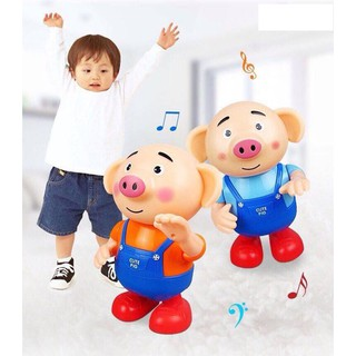 Lợn kute biết nhảy dance, biết hát