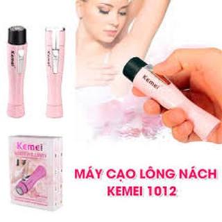 Máy tẩy lông nách hiệu quả và an toàn Kemei KM-1012
