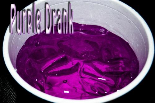 Purple drank là gì?