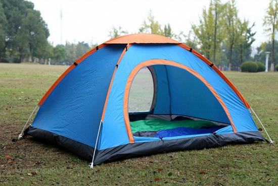 Lều trại du lịch 3 người travel house
