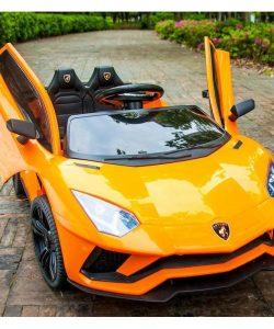 Xe ô tô điện trẻ em Lamborghini LT-998 3