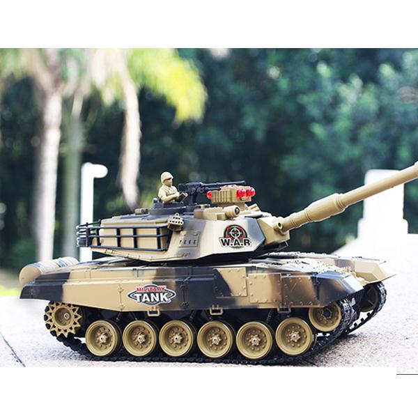 Đồ chơi Xe Tăng Điều khiển Từ Xa – T90