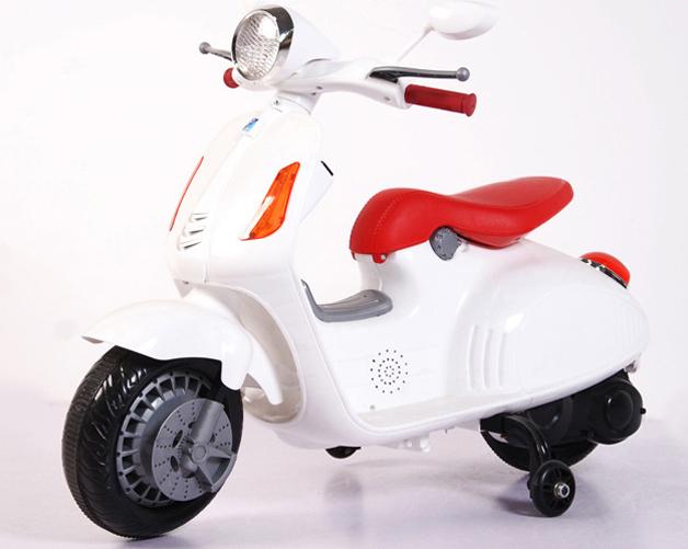 Xe máy điện trẻ em vespa 998 cực HOT