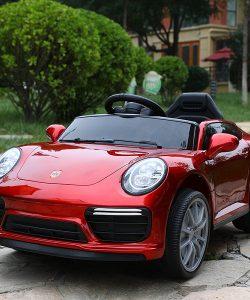 Ô Tô Điện Trẻ Em Porsche-911 3