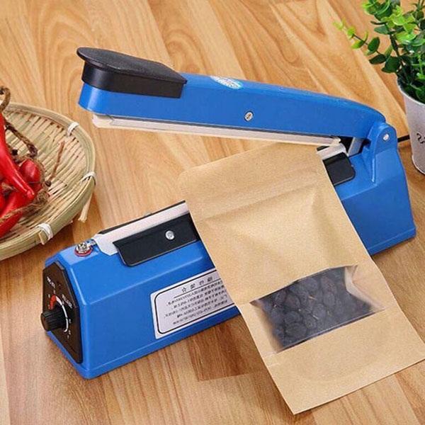 Máy hàn miệng túi bằng tay PFS – 200 giúp bảo quản thực phẩm tốt hơn