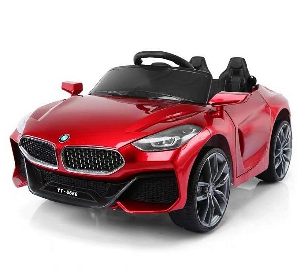 Ô tô xe điện trẻ em BMW 6688 2 động cơ 2 Chỗ ngồi cực ngầu