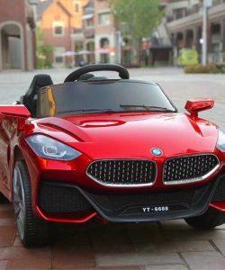 Xe ô tô điện trẻ em BMW YT-6688 3