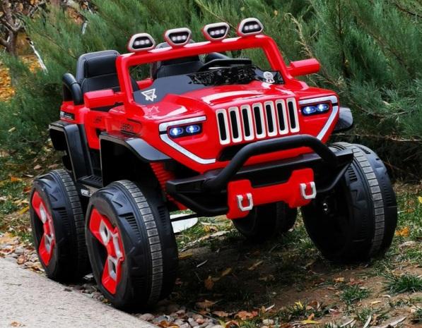 Ô tô điện trẻ em BDQ 1200 siêu to khổng lồ tải trọng 90kg